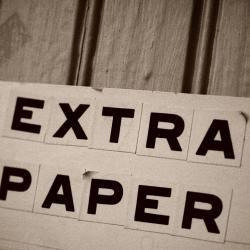 Extra Paper