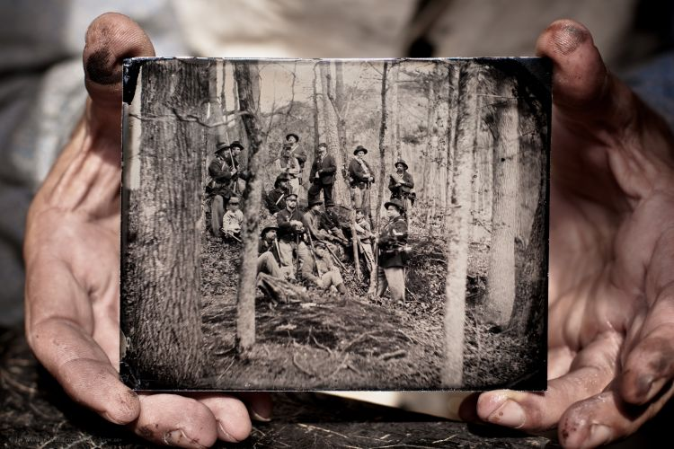 The Art of a Collodion Photograph